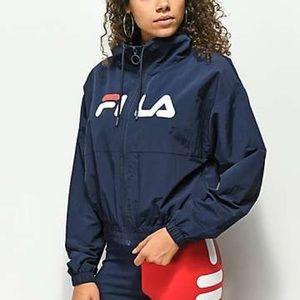 Fila Kayla Retro Track Jacket and Diana Slim Pants